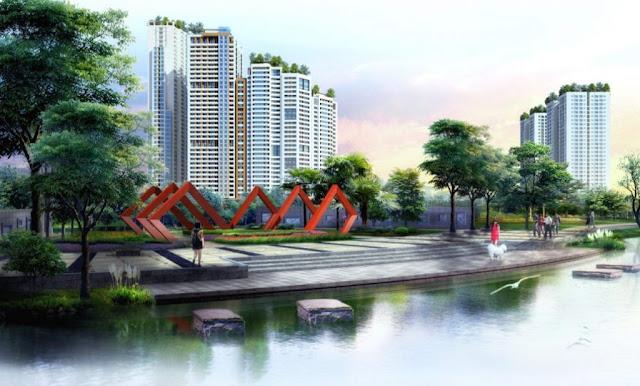 Aqua Park - Dự án đáng mong đợi nhất Bắc Giang
