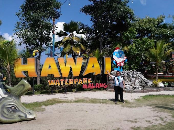 Malang Night Paradise dan Hawai Waterpark