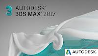 البرنامج  لتصميم افلام كرتون وتصميم اشكال ورسومات ثلاثية الابعاد باحترافية Autodesk 3ds Max v2017  مع التفعيل