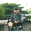 Kodiklatad adakan Bhaksos dalam rangka Latihan Ancab TNI AD Kartika Yudha TA 2020