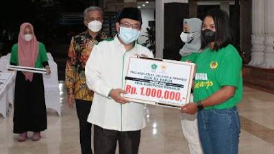 Berlaga di PON XX Papua, 105 Atlet Sidoarjo Siap Bawa Pulang Emas