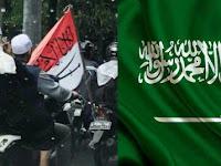 Ahoker Mingkem, Raja Salman: Balasan Untuk Fitnah Bendera Merah Putih Bertulis Arab
