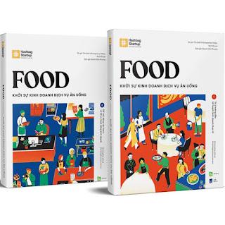 Hashtag No.4 Food - Khởi Sự Kinh Doanh Dịch Vụ Ăn Uống (2 Cuốn) ebook PDF-EPUB-AWZ3-PRC-MOBI