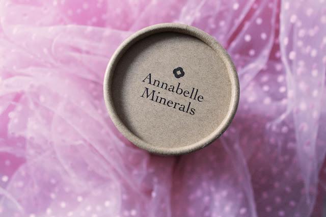 Annabelle Minerals - makijaż mineralny i moja opinia o kosmetykach. | Mineral makeup