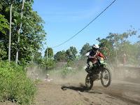 Pangdivif 2 Kostrad Pimpin Trail Bersama Prajurit