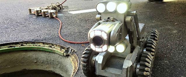 Inspección de tuberías con cámara Majadahonda