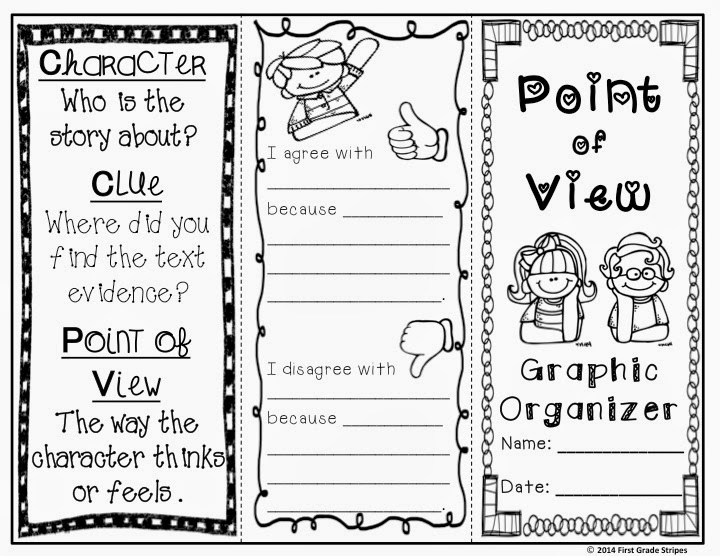 First Grade Stripes: Point of View