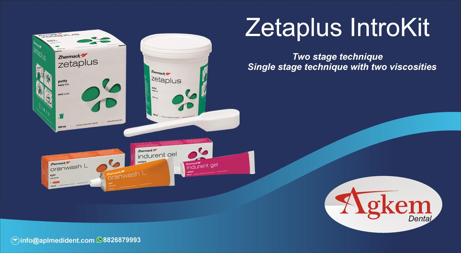 Zhermack Zetaplus Introkit At Best Price In India | Dental