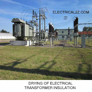 drying of electrical transformer insulation, dry transformer@electrical2z