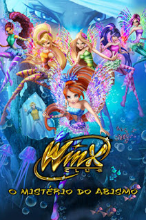 Winx Club: O Mistério do Abismo - HDRip Dublado