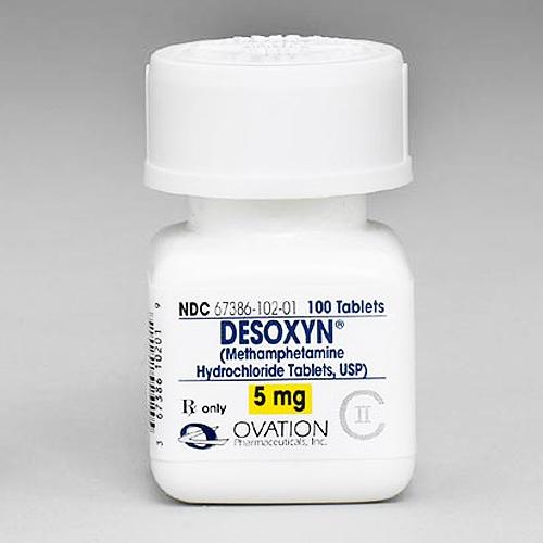 Desoxyn Methamphetamine