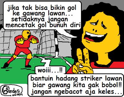 filosofi sepakbola dalam wirausaha