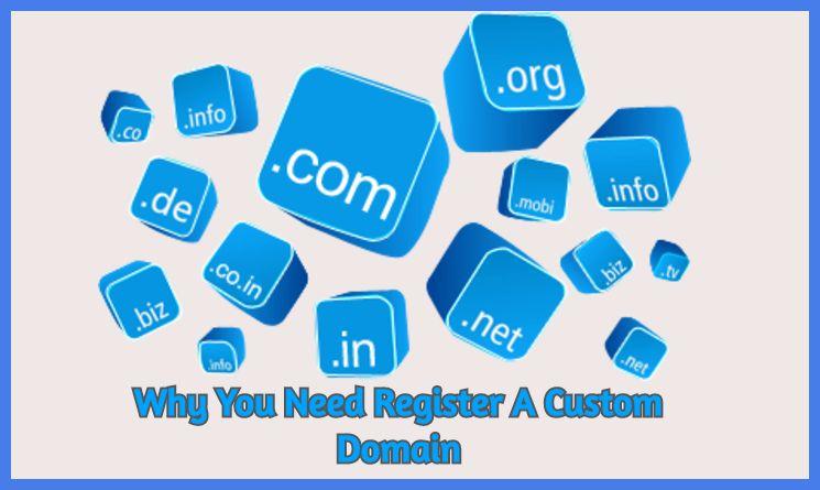 Why need-custom-domain