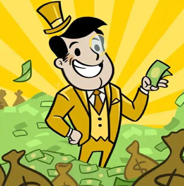 AdVenture Capitalist v7.11.1 Apk Mod [Dinheiro Infinito]