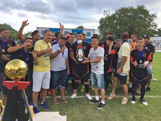 Fúria vence Municipal de Futebol da 3ª Divisão em Registro-SP