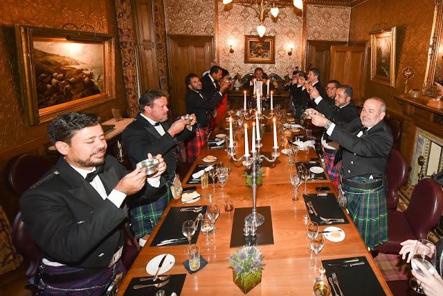 Una experiencia escocesa al estilo Chivas Regal