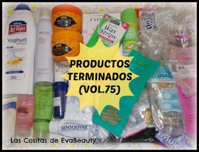 Productos Terminados (Vol.75)