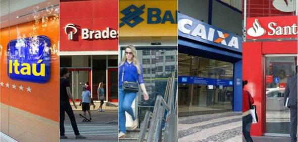Resultado de imagem para Agências bancárias em Natal só abrirão ao meio-dia