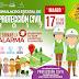 Se suma Ayuntamiento de Tuxtla al fomento de la cultura de la prevención y protección civil