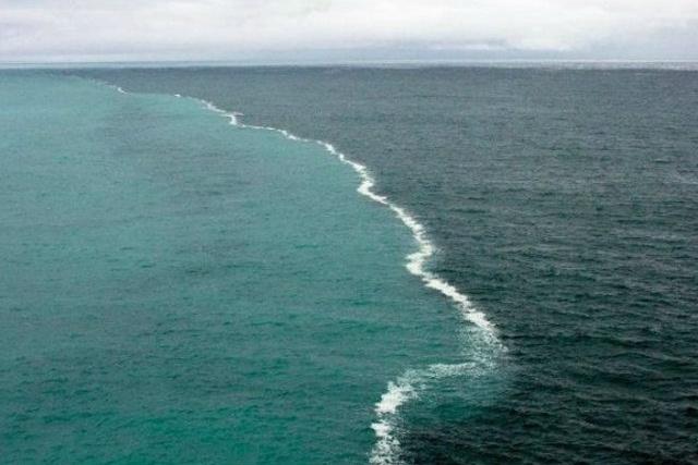 Keajaiban Dua Lautan yang Tidak Pernah Menyatu