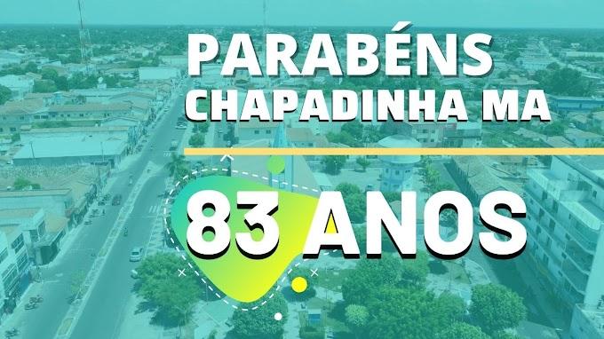 Linda Homenagem aos 83 Anos  de Chapadinha - MA, VEJA O VÍDEO!