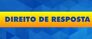 Blog Concede Direito de Resposta ao presidente da Câmara de São José dos Basílios