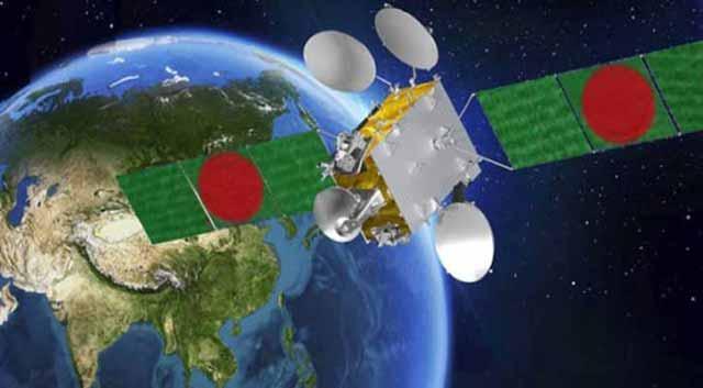 On May 10 Bangabandhu satellite 1 in space