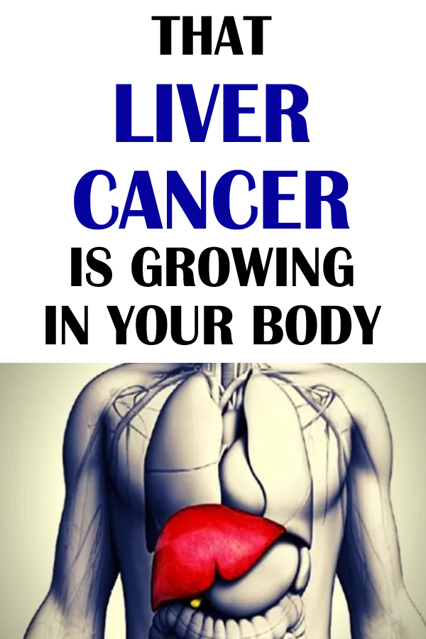 8 Silent Signs Of Liver Cancer You Should Not Ignore