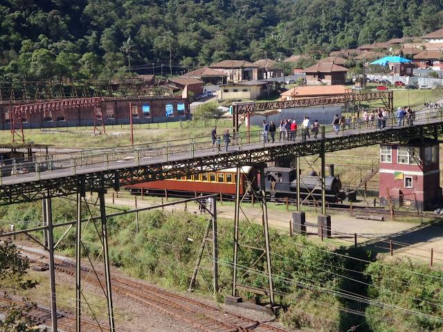 Serra Gaúcha na Grande São Paulo: A vila Inglesa chamada Paranapiacaba