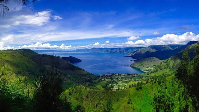 10 Widest Lakes in Indonesia