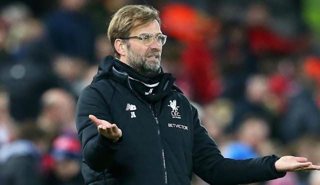 مدرب ليفربول يطلق رسالة قوية في وجهالمنتقدين