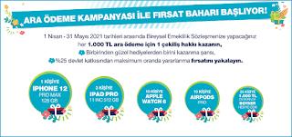 Türkiye Hayat Emeklilik Bahar Çekilişi