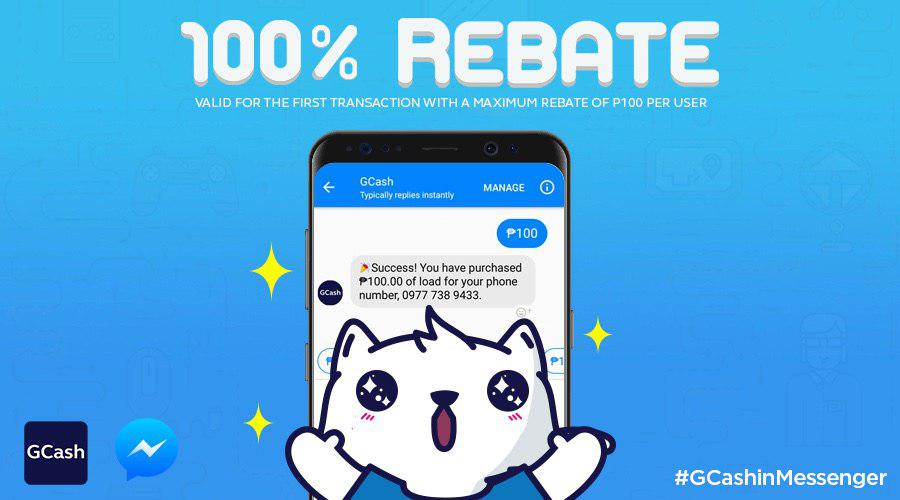 100% Load Rebate from Paymaya and GCash ~ Rewards and Promotions in