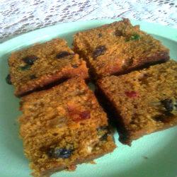 Kek Kukus/Steamed Fruit Cake Recipe @ treatntrick.blogspot.com