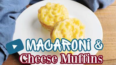 macaroni and cheese youtube video thumbnail