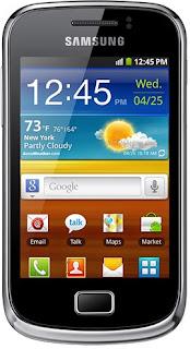 Cara Flashing Samsung galaxy mini 2 (official) dengan mudah