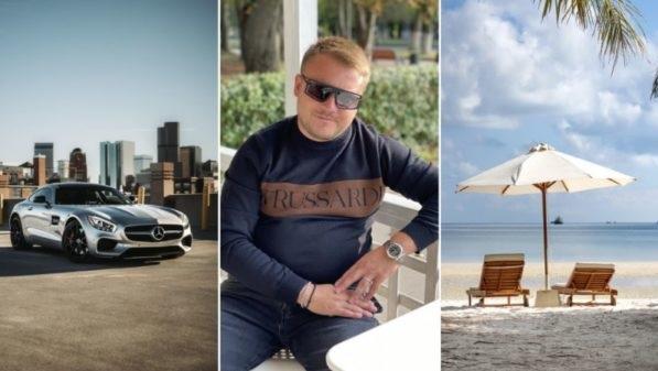 Il russo viene condannato al carcere dopo aver speso oltre mezzo milione di euro che la banca gli aveva erroneamente dato