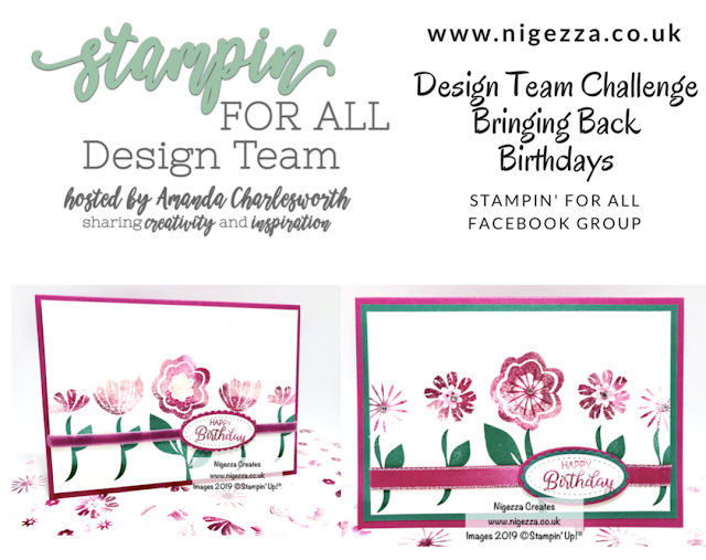 Stampin' Up! Bloom By Bloom Nigezza Creates