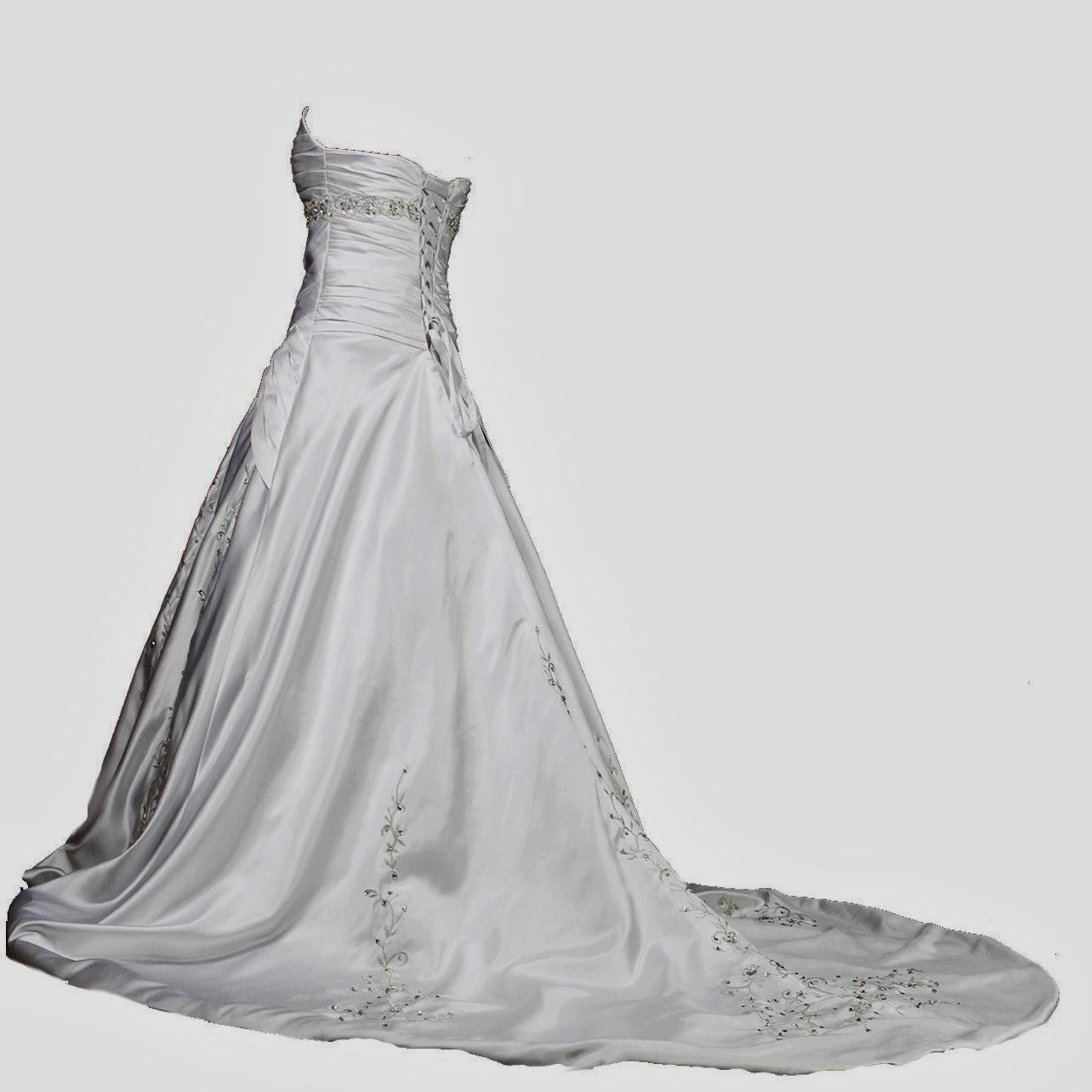 Faironly J5 White Ivory Sweetheart Wedding Dress Bride
