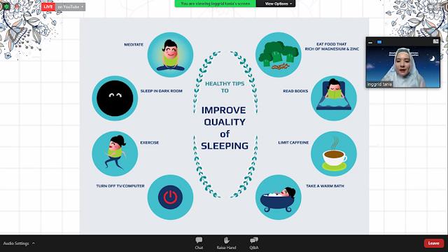 Tips Sehat Untuk Meningkatkan Kualitas Tidur
