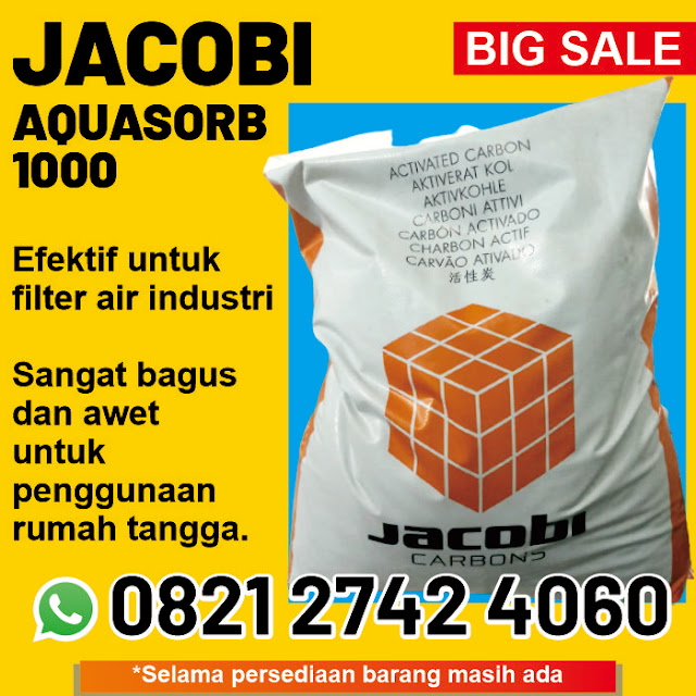 karbon aktif promo JACOBI 1000