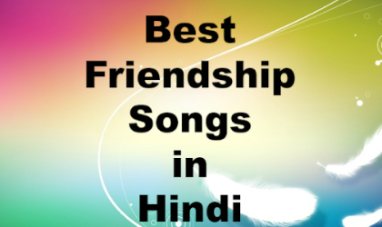 Best friendship Songs in Hindi