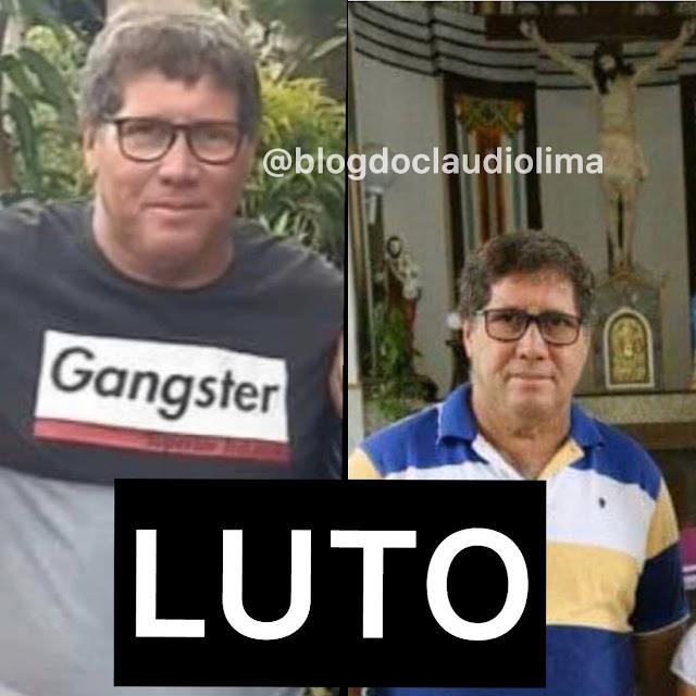 LUTO - MORRE O EMPRESÁRIO ADERSON, DE TUNTUM-MA