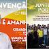 PSB com Rui; e REDE/PSOL com Clécio realizam convenção nesta sexta-feira, 5.
