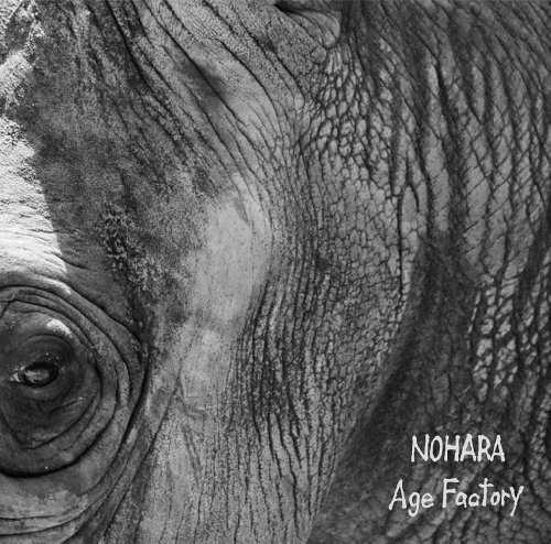 [Album] Age Factory – Nohara (2015.09.16/MP3/RAR)