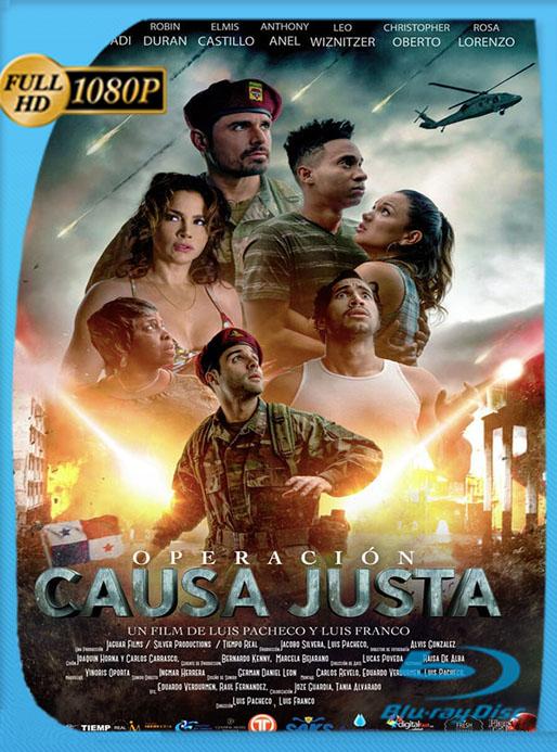 Operación Causa Justa (2019) HD 1080p Latino [GoogleDrive] [tomyly]