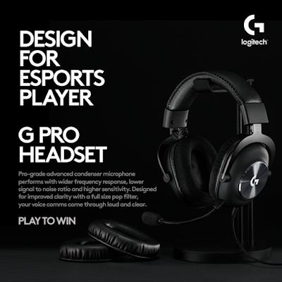 Logitech Brand Day Sale: Logitech Pro Gaming Headset