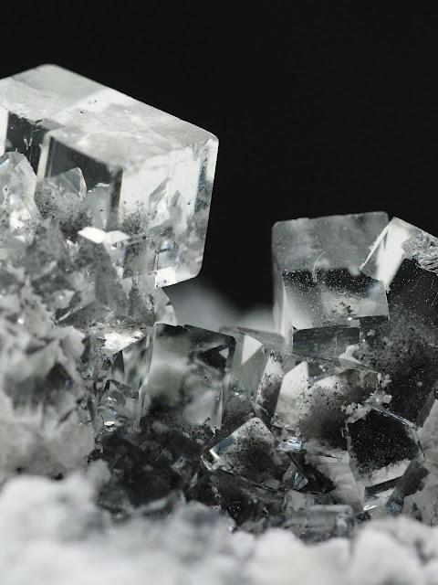 フローライト 蛍石 Fluorite Xianghualing Mine, Hunan Province, China