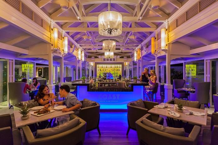 COAST, Centara's Casual Beach Club and Bistro Concept