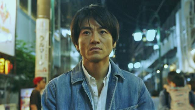 Masanori Mimoto on the street